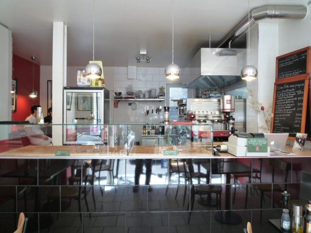 Pizza e Fichi, brasserie italienne, sélectionnée par les Nanas d'Paname.