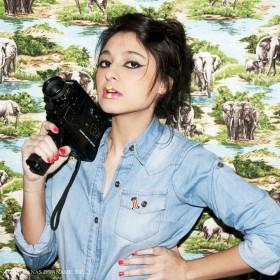 Salma-Cheddadi-Réalisatrice- photographiée par Les Nanas d'Paname