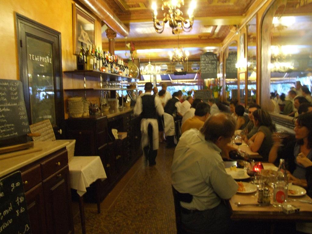 Le Chantefable, bistrot parisien au coeur de Paname.