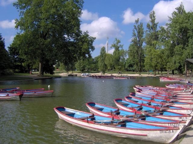 Lac Daumesnil - Sélectionné par Les Nanas d'Paname