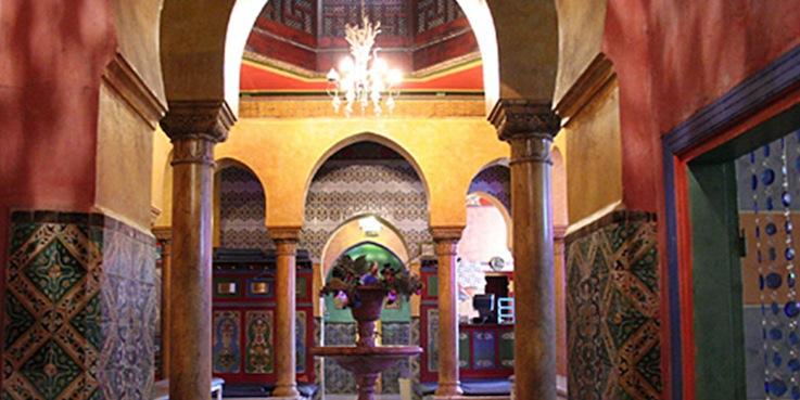 Grande Mosquée de Paris - Un lieu selectionné par Les Nanas d'Paname
