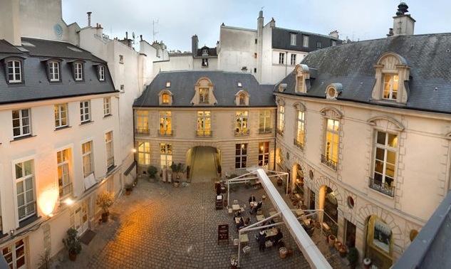 Le Centre de danse du Marais, un lieu sélectionné par Les Nanas d'Paname.