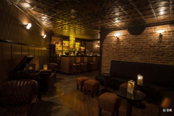 Le Moonshiner, un bar à cocktails sélectionné par Les Nanas d'Paname.