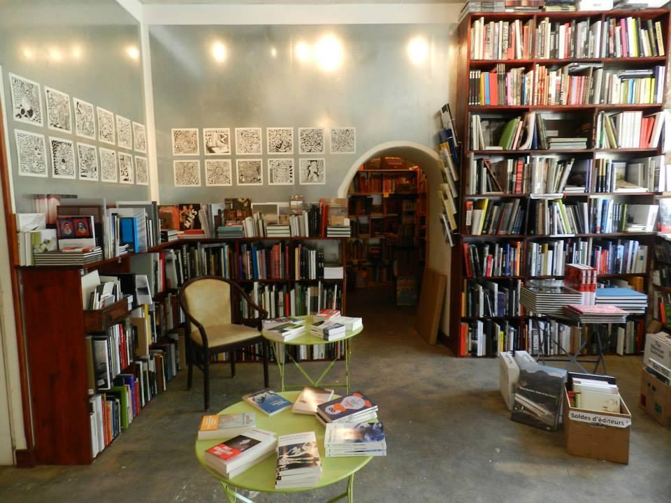 Librairie Le Monte en L'air sélectionné par Les Nanas d'Paname.