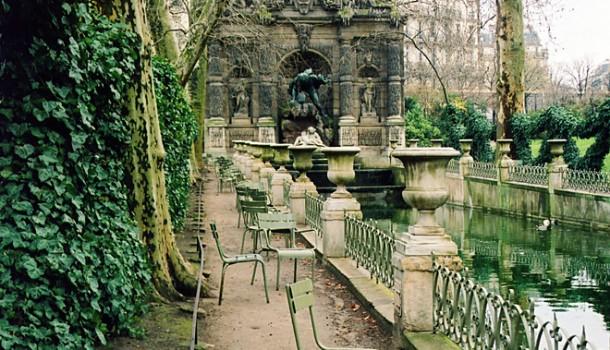 Le jardin du luxembourg les nanas d 39 paname for Jardin luxembourg horaires