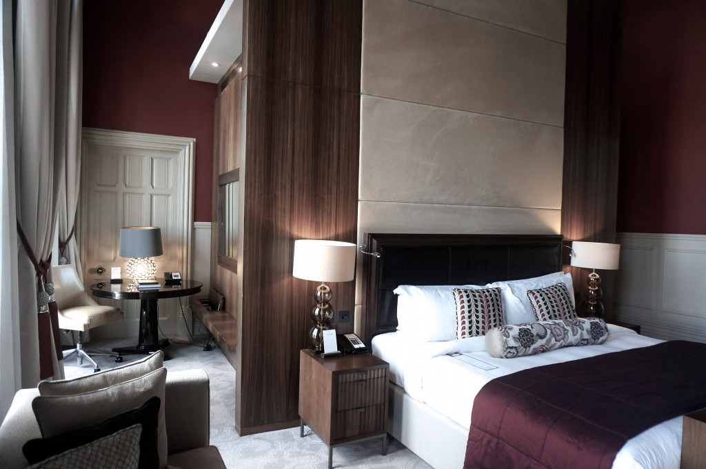 Saint-Pancras Renaissance Hotel London room