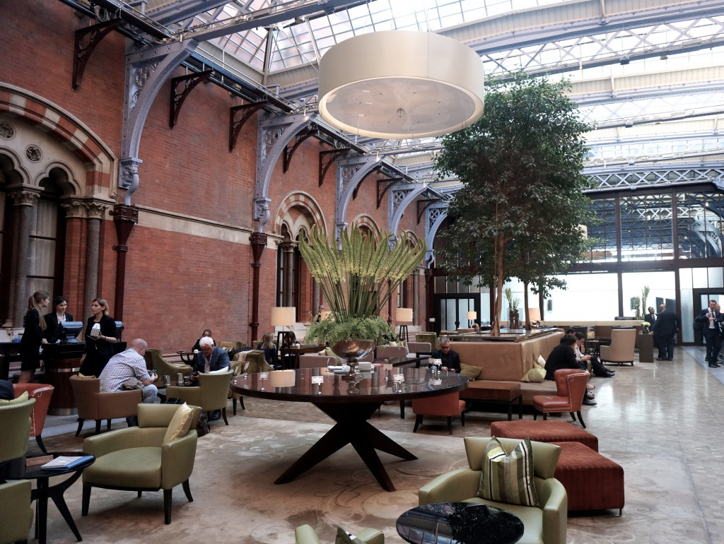 Saint-Pancras Renaissance Hotel London
