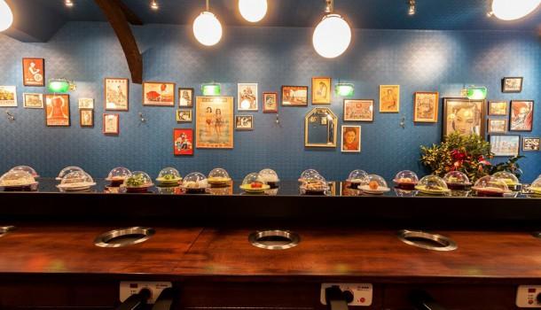 Shabu sha les nanas d 39 paname - Restaurant japonais tapis roulant paris ...