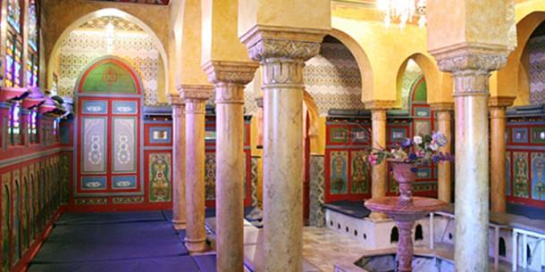 hammam grande mosquée