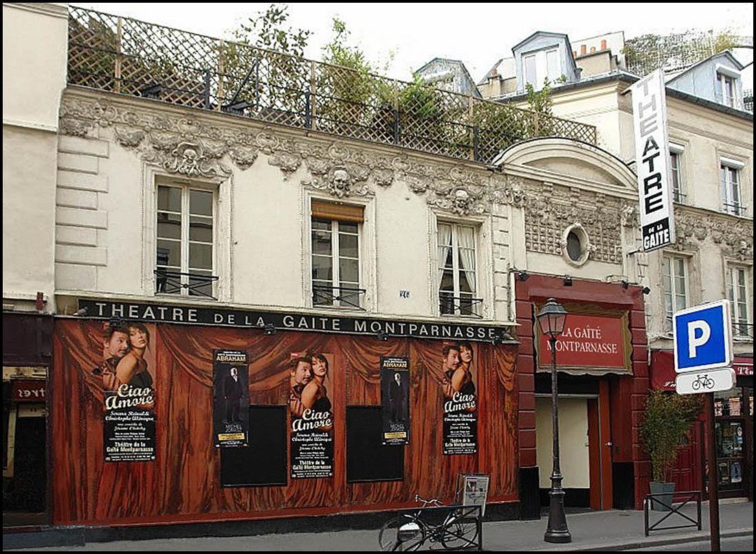 La Gaîté-Montparnasse