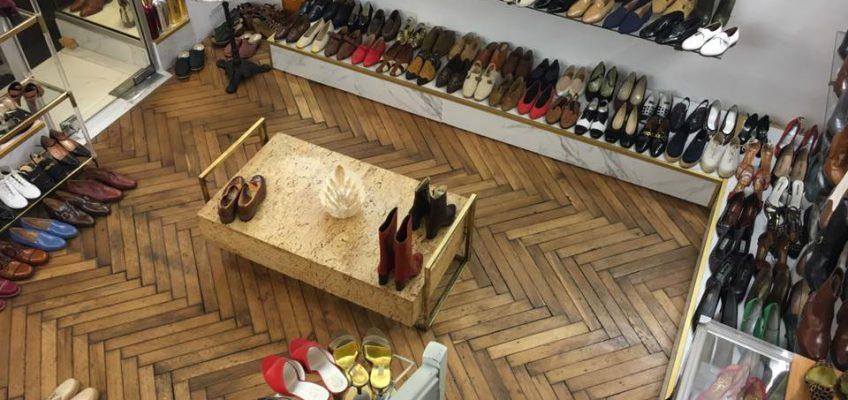 la petite fripe vintage shoes
