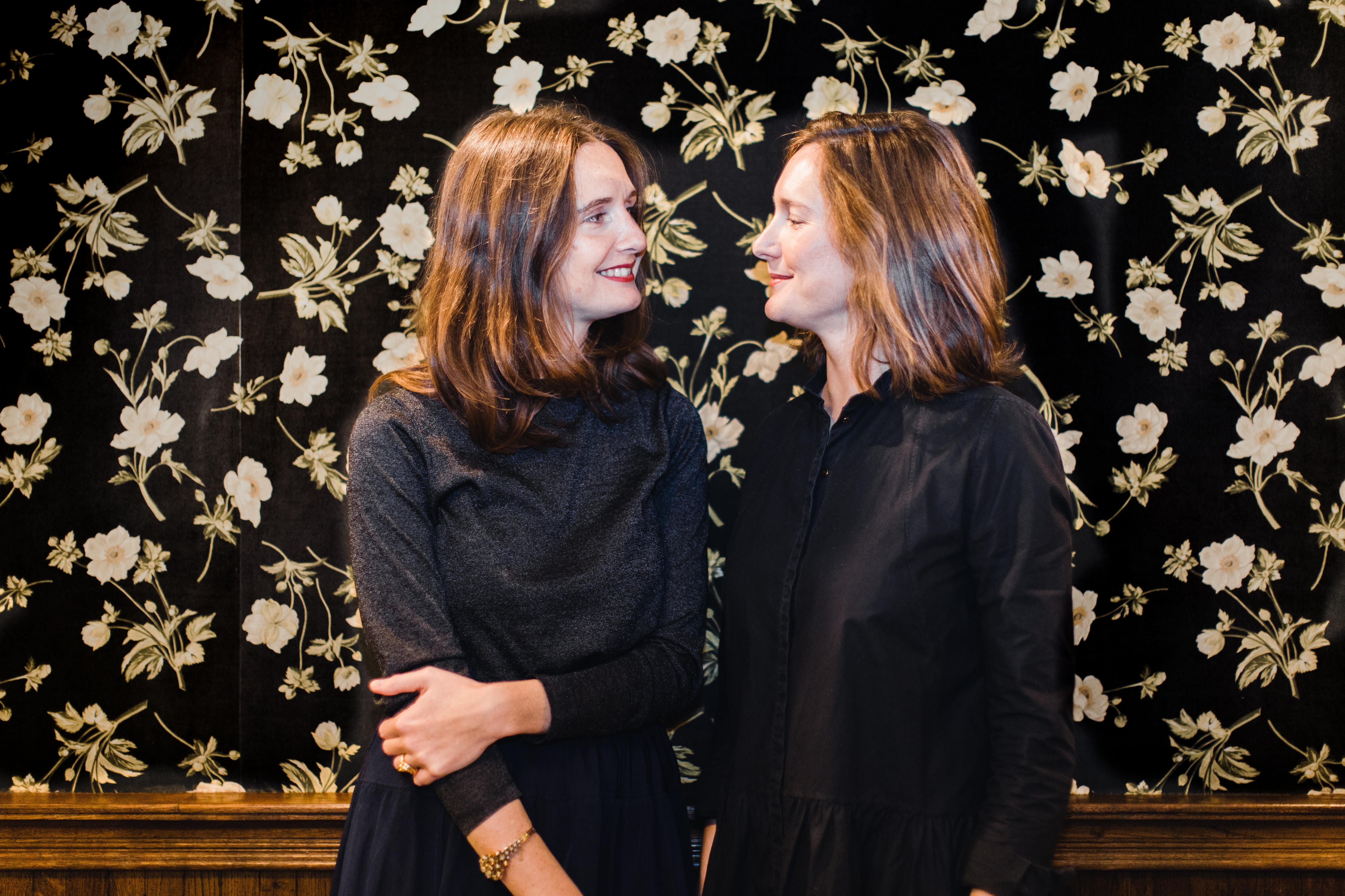 Constance REBHOLZ et Mathilde CLEMENT