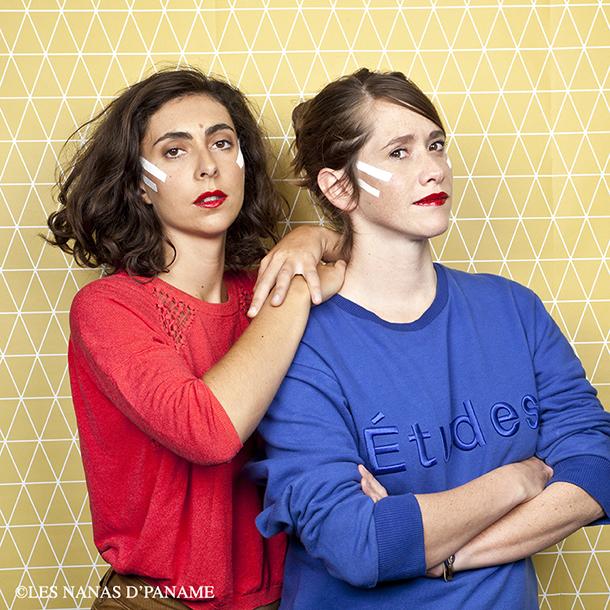 Claire Bergé-Lefranc et Marie Falcon de Longevialle