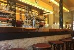 bar d'un restaurant