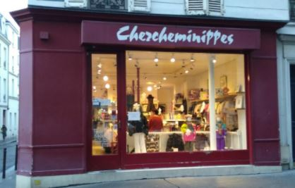 devanture magasin Chercheminippe