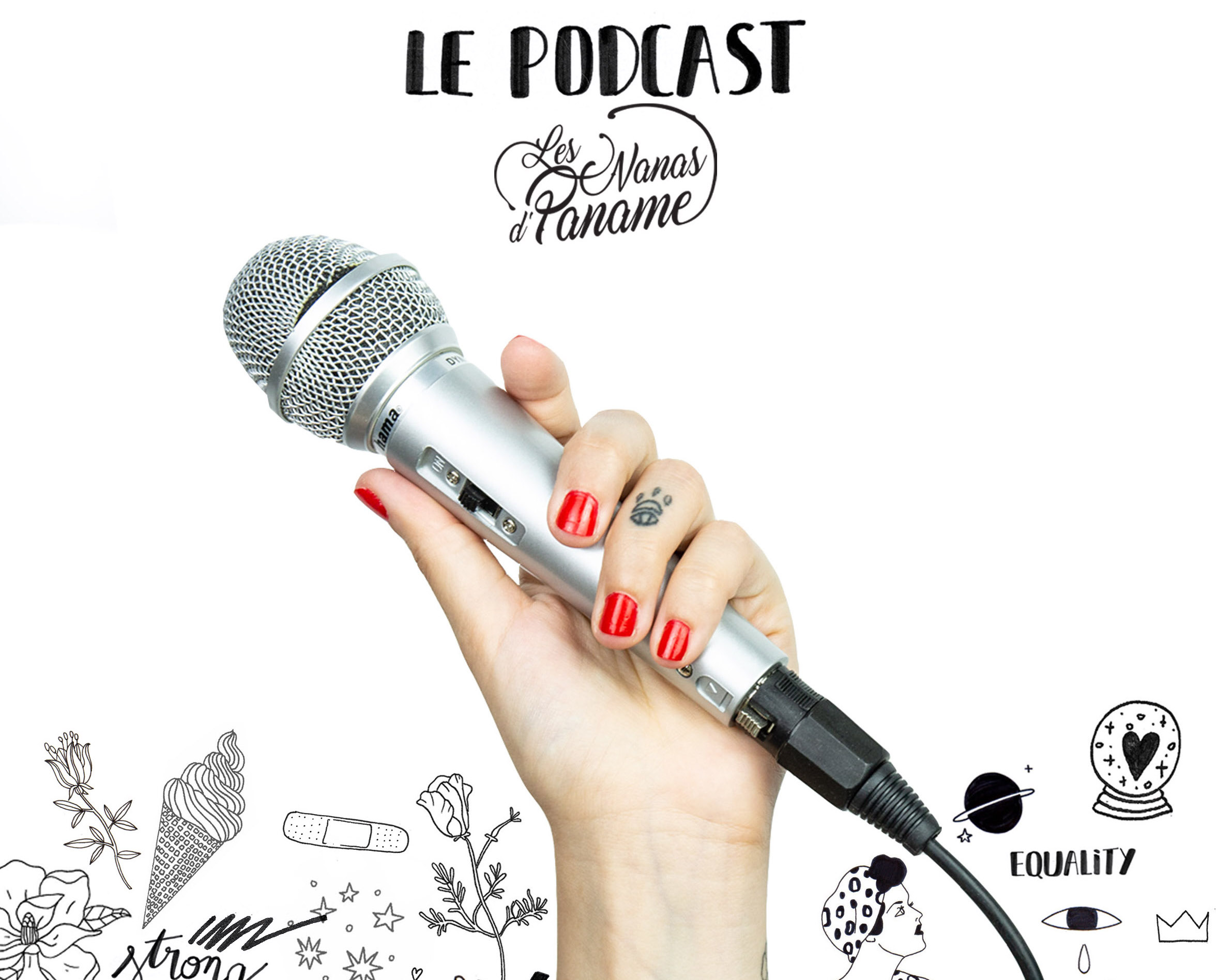Podcast Nanas d'Paname