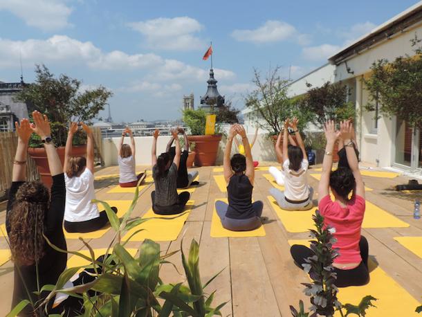 Yoga BHV