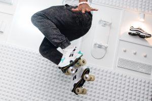 Reebok megastore patins à roulette